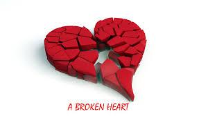 A BROKEN HEART