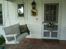 THE OLD PORCHSWING